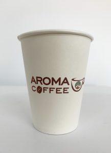 pahare carton Aroma Coffee