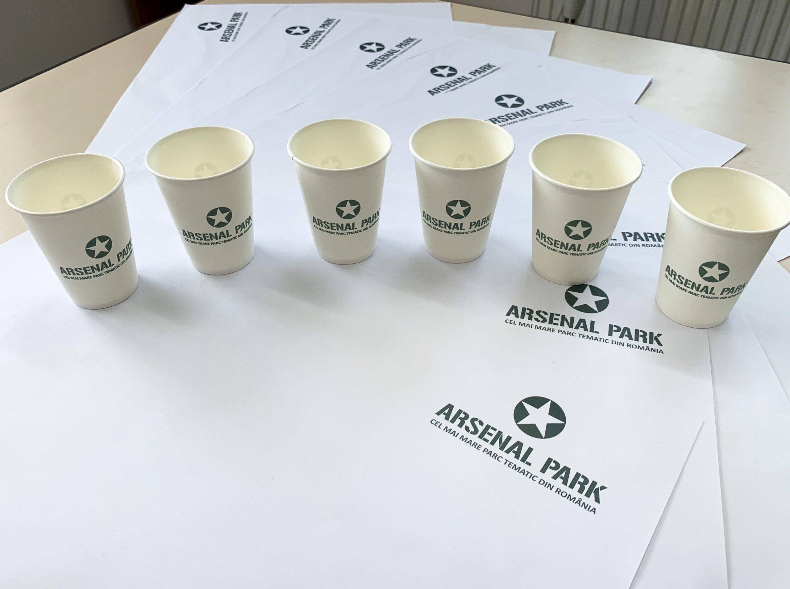 șervețele din hârtie personalizate