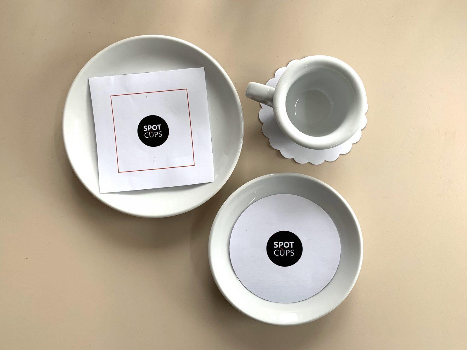 servetele ceasca cafea